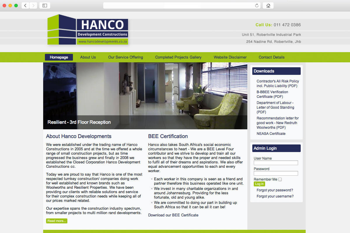 Hanco Developments
